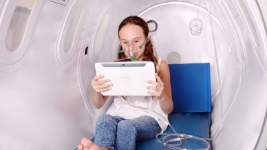 Hyperbaric Oxygen Therapy Cancer